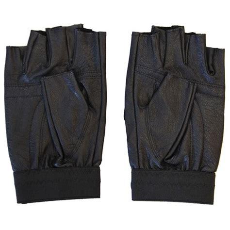 Sarung Tangan Kulit Maestro Half Murah Dan Berkualitas Limited jual comfort kulit half finger hitam murah bhinneka