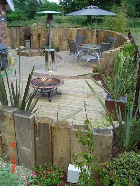 small patio ideas to improve your small backyard area backyard retaining wall ideas gogo papa com