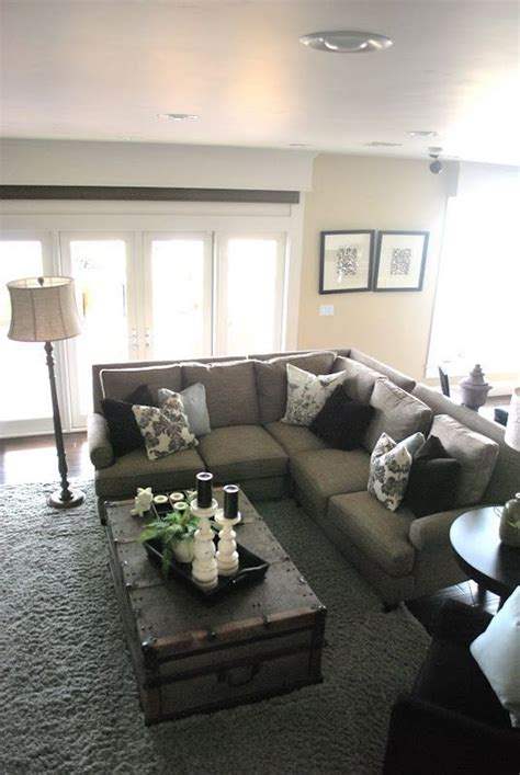 sectional sofa placement ideas sectional sofa placement ideas brokeasshome com