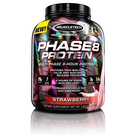 creatine 4 hour muscletech phase8 protein powder sustained