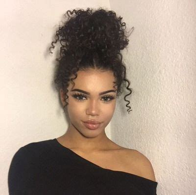 hairstyles for curly hair mixed race best 25 mixed girl hair ideas on pinterest mixed hair