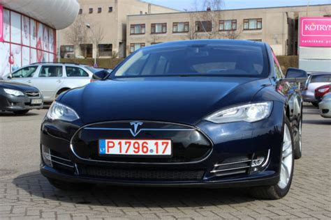 Second Tesla Model S Used Tesla Model S 209510200