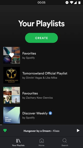 Lu Layar Led Beat Musik Sound 5 61 spotify is testing a new interface on android with less tabs and a cleaner design 9to5google