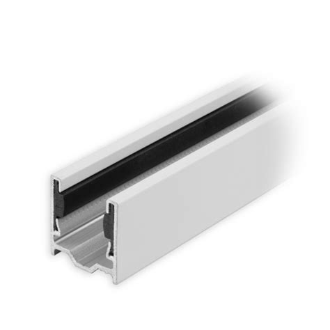 Pvc Profile Lackieren by Maxi Aluminium F 252 Hrungsschiene 28 X 27 X 28 Mm Mit Pvc