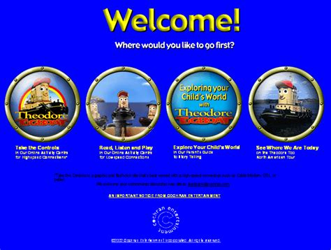 tugboat website the official website theodore tugboat wiki fandom