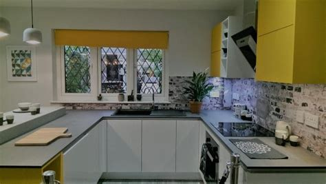 21st century bungalow traditional kitchen other ideal home show 2017 sustainable kitchens