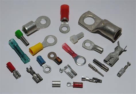 electrical wire connectors types crimp connectors instructables image