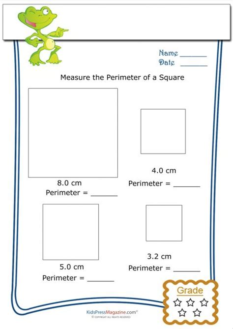 printable shapes to measure perimeter the 89 best images about geometry on pinterest shape