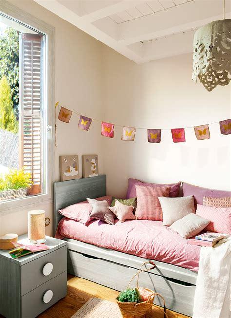 como decorar una cama en esquina a falta de interiorista yo misma