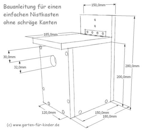 Meisen Nistkasten Selber Bauen 1812 by Bauanleitung Nistkasten Meise Javap Produktsuche