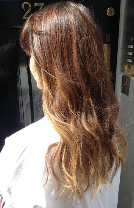 sun kissed hair color 5 ways to get looking sunkissed hair