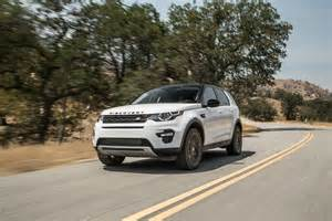 2015 land rover discovery sport test motor trend