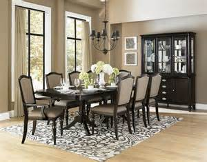 homelegance dining room furniture homelegance 2615dc 96 marston formal dining room set