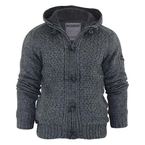 mens knitting pattern hooded jumper mens hooded cardigan jumper dissident stella sherpa fur