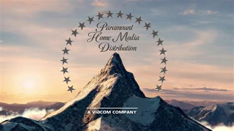 paramount home media distribution new logo by