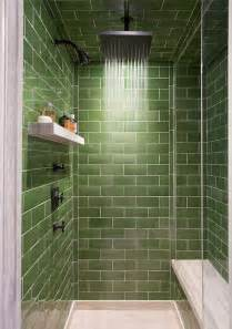 Making A Small Kitchen Look Bigger - 33 chic subway tiles ideas for bathrooms digsdigs