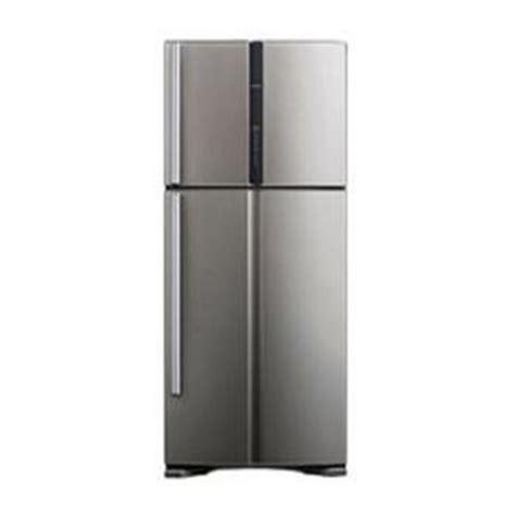Kulkas Hitachi 4 Pintu jual kulkas hitachi 2 pintu besar r v54pgd3x inx murah