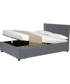 ottoman storage bed argos buy ashby double bed frame at argos co uk your online