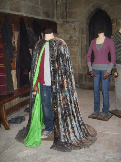 Anyone Fancy An Invisibility Cloak by The Of Harry Potter Living La Vida