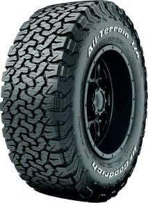 Toyo Vs Bf Goodrich Truck Tires Bf Goodrich All Terrain T A Ko2 Tires 265 75 16 2657516
