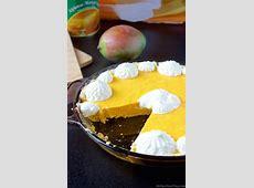 No-Bake Mango Pie - HOLLY'S CHEAT DAY Feeling Bad For