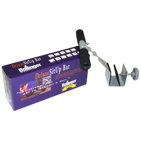The New Deluxe Sit Up Bar Kettler bollinger deluxe sit up bar fitness depot