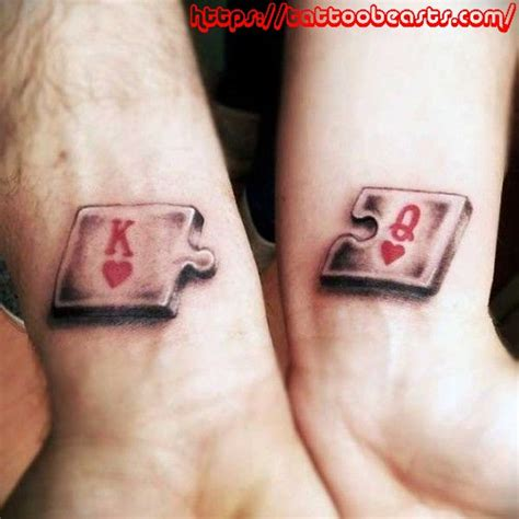 wife name tattoos for men king and tattoos for and images gallery