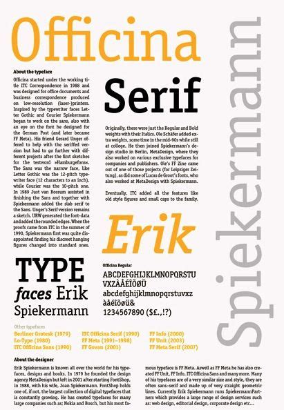 Officina Serif by 11 Best Images About Itc Officina On Virginia