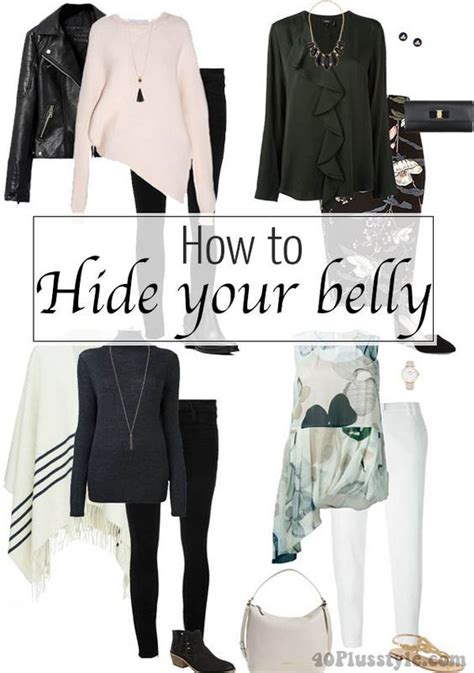 7 Tips On How To Dress Your Age by Fashion Tips And Dresses To Hide Belly More