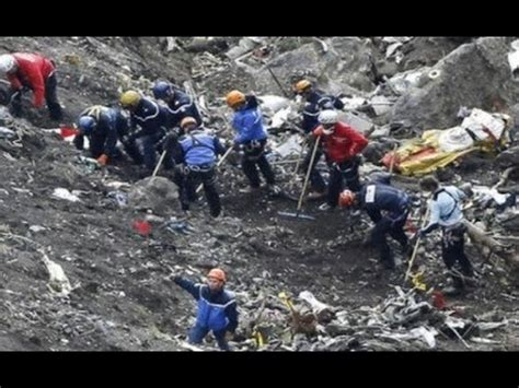 imagenes impactantes germanwings germanwings choque de avi 211 n deliberado por el piloto