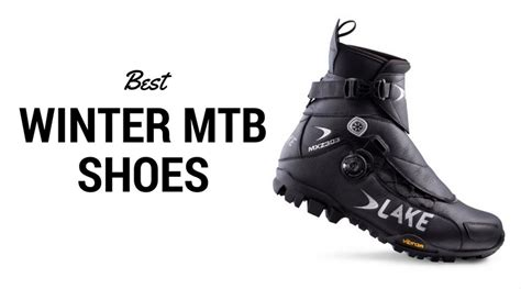 best winter mountain bike shoes top 15 best winter mountain bike shoes in 2018 complete