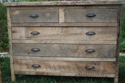 Wood Dresser Your Custom Rustic Barn Wood Dresser Free Shipping Cbwds950d