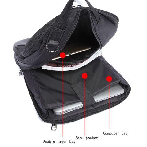 Tas Airwalk Bahan tas ransel laptop profesional black jakartanotebook