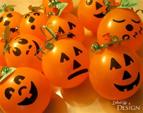crazy diy balloon decoration  halloween ideas