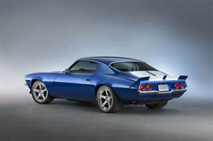 1970 chevrolet camaro rs with supercharged lt4 sema 2015