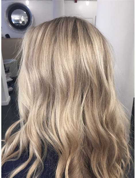 light ash blonde hair color over yellowish orange hair how to get ash blonde hair back instyle com