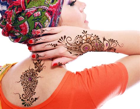 henna tattoos last temporary tattoos that last a time