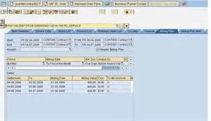periodic billing crm scn wiki