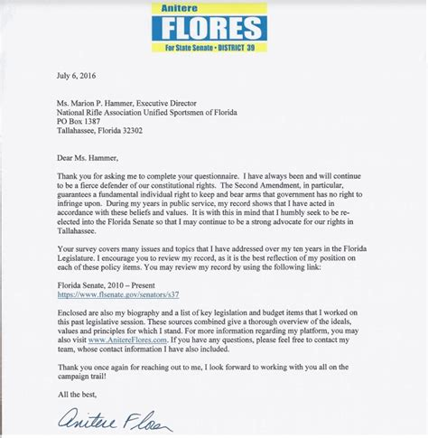 Myflorida Records The Three Fs Of 2017 Sen Flores Nra S Failure And The Florida Gop Ar15