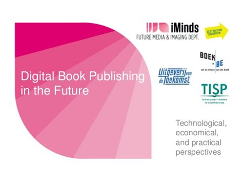 all in digital a strategic perspective books digital book publishing in the future technological