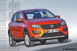 Renault Duster Suv Renault Dacia S Sub Duster Mini Suv Rendered