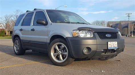 2005 Ford Escape Reviews by 2005 Supercharged Ford Escape Quot Svt Quot Car Review
