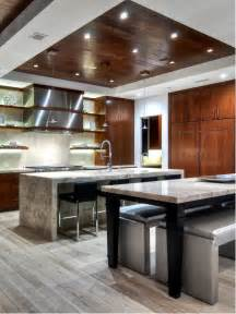 Kitchen Wood Ceiling by Wood Kitchen Ceiling Home Design Ideas Pictures Remodel