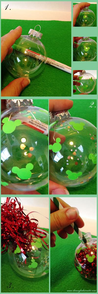 diy mickey mouse christmas decorations diy mickey mouse ornaments