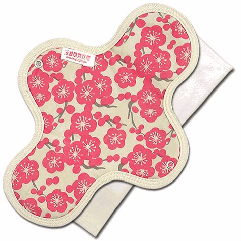 Deeva Menstrual Pad Type Day organic reusable cloth menstrual pads no leak type day