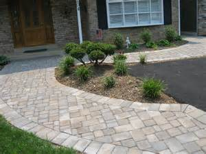ideas for paver walkways paver house
