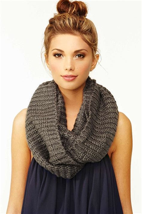 infinity scarf knit infinity scarf designs and patterns world scarf