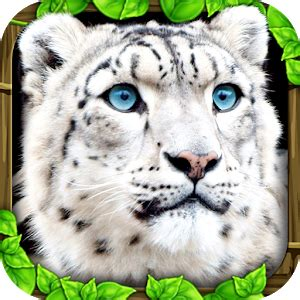 Gamis Leopard snow leopard simulator android apps on play