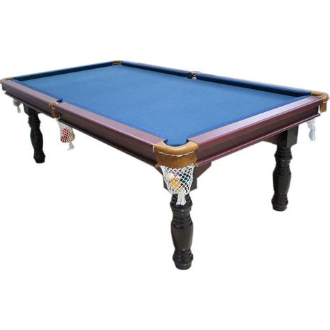 Pool Tables 8ft by 8ft Pool Snooker Billiard Table W Table Tennis Top Buy