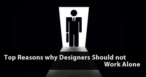 When Should Someone Detoxing Not Be Alone by Why Designers Should Not Work Alone Honey Vig Web